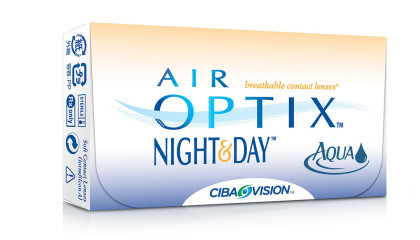 AIR OPTIX™ NIGHT & DAY™
